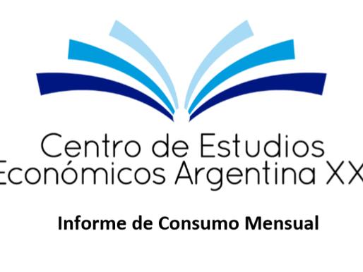 Informe de Consumo Mensual (Julio 2021)