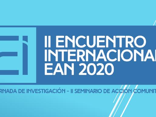 CEEAXXI en el II Encuentro Internacional EAN 2020