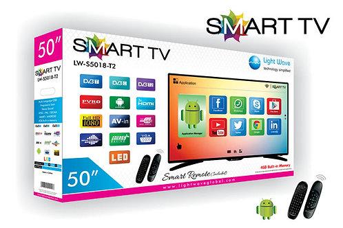 """LW 50"""" Smart TV"""