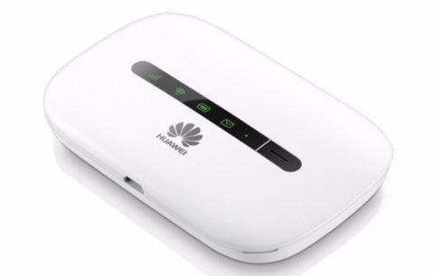 Huawei 3G Mobile Wi-Fi E5330