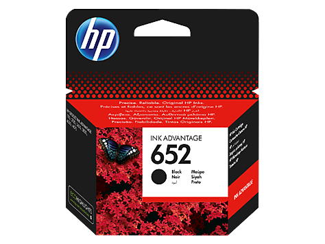 HP F6V25AE Black Ink Cartridge