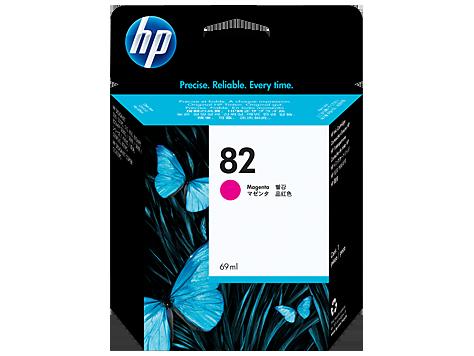 HP C4912A Magenta Ink Cartridge