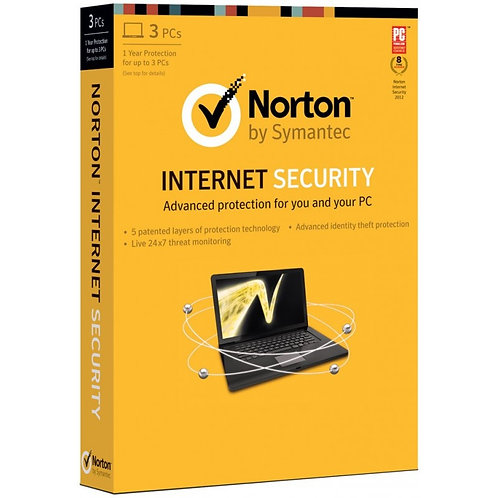 Norton Internet Security 3-Users