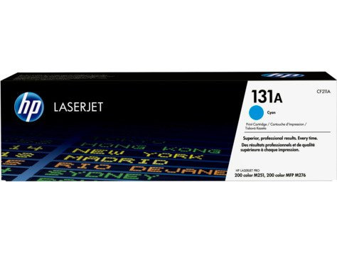 HP CF211A Cyan Toner Cartridge