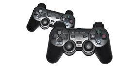 LW Double Gamepad