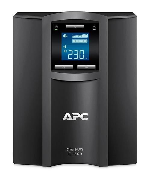 APC Smart-UPS C 1500VA LCD 230V