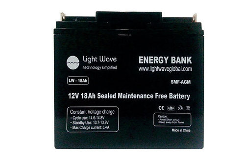 LW 18Ah UPS Battery