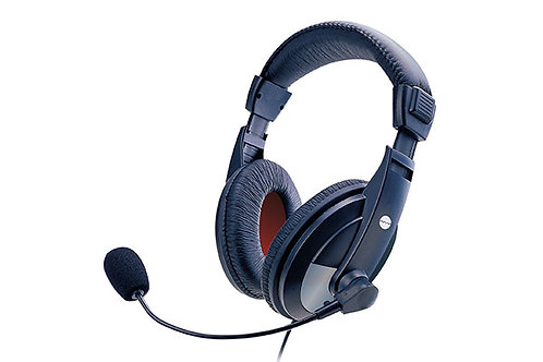 LightWave Stereo Headset with Mic
