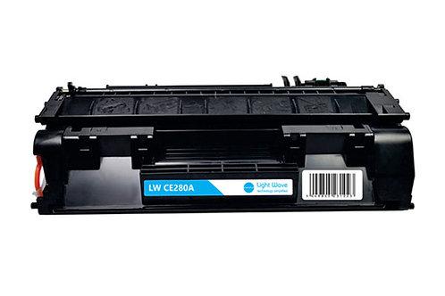 LW H-CF280A Black Toner Cartridge