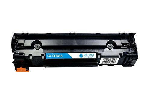 LW H-CF283A Black Toner Cartridge