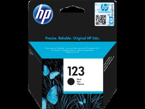HP F6V17AE Black Ink Cartridge