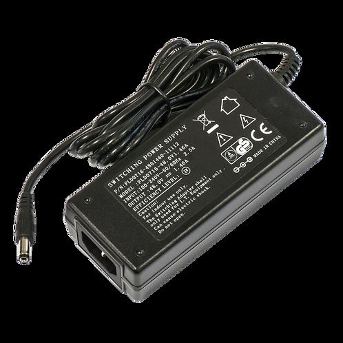 48POW 48V 1.46A 70W Power Adapter + Power Plug