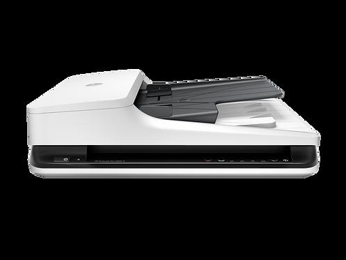 HP 2500 F1 Flatbed Scanner