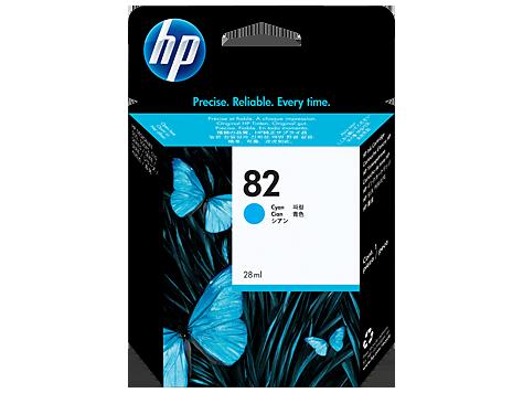 HP C4911A Cyan Ink Cartridge