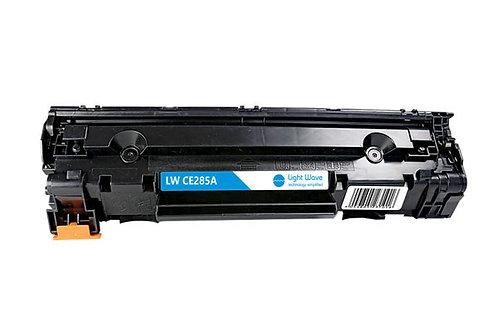 LW H-CE285A Black Toner Cartridge