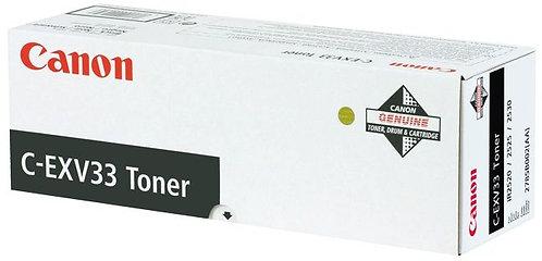 C-EXV 33 Black Toner Cartridge