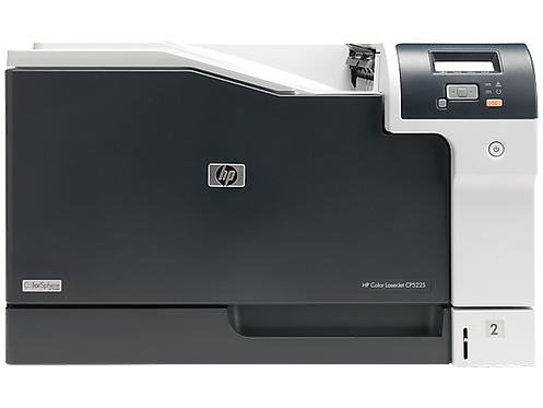 HP Color LaserJet Professional CP5225dn Printer