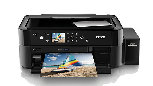 L850 All-in-One Ink Tank Printer