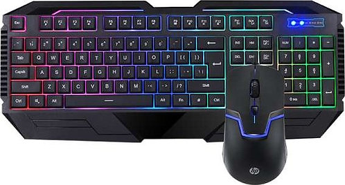 HP GK1100 Gaming Keyboard and Mouse