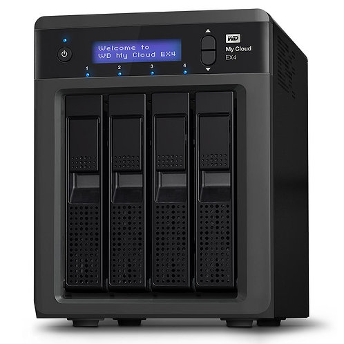 WD 8TB My Cloud EX4 HDD