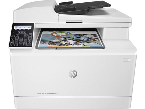 HP LaserJet M181FW Printer