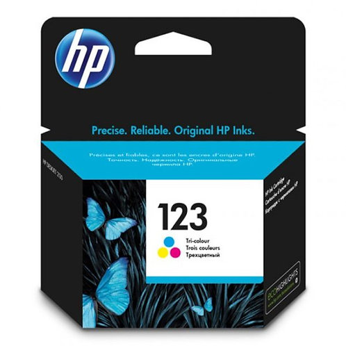 HP F6V16AE Tri-Color Ink Cartridge