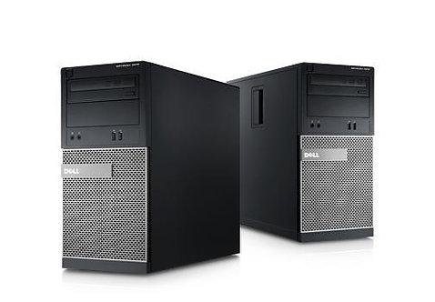 OptiPlex 3010 Core i3-3220-250GB-8GB-DVD-RW-WIN7 PRO Refurb