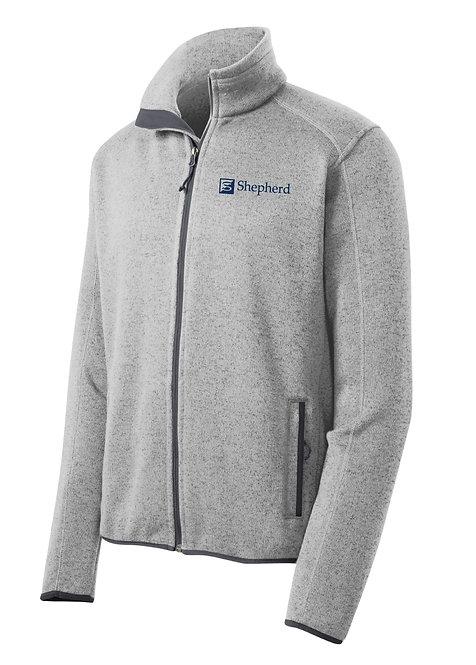PA Men's Sweater Fleece Jacket (S-F232)