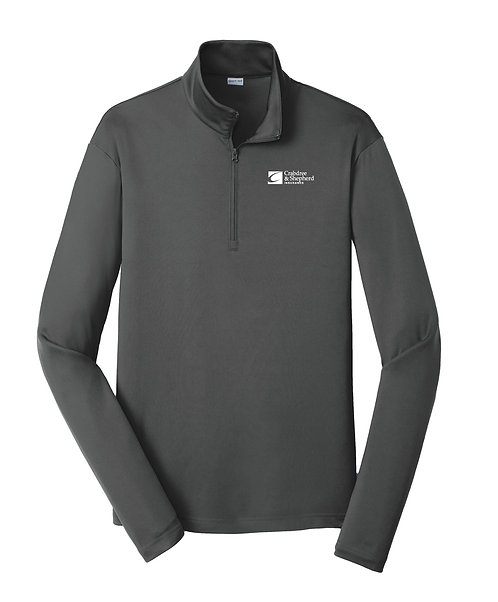ST Mens' PosiCharge Competitor 1/4-Zip Pullover (C-ST357)