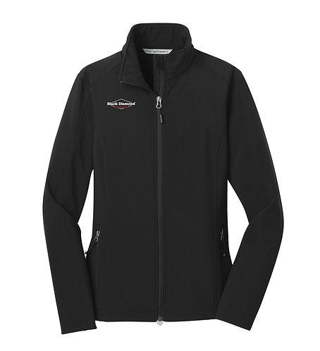 PA Ladies' Softshell Jacket (BD - L317)