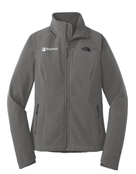 North Face Ladies' Apex Barrier Soft Shell Jacket (S-NF0A3LGU)
