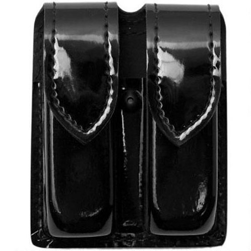Class A Double Mag Pouch for Glock 17 (Hidden Snap)
