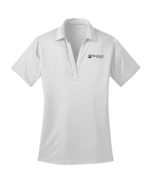 PA Ladies' Silk Touch Performance Polo (SI-L540)