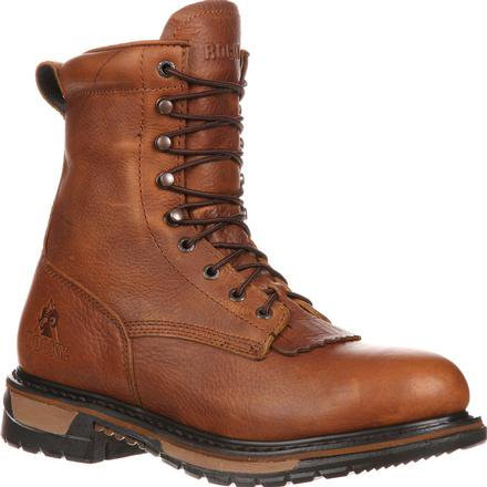 Rocky Ride Lacer Waterproof Boot (DC-2723)