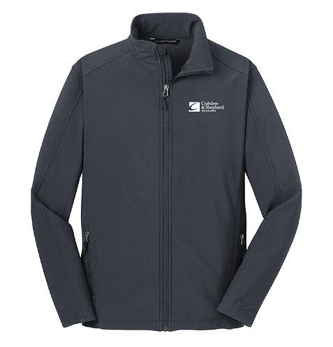 PA Men's Core Soft Shell Jacket (C-J317)