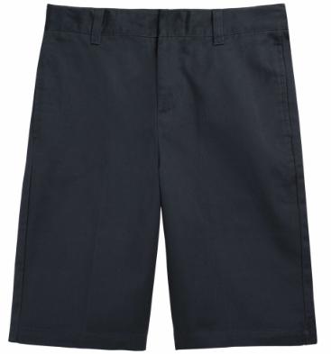 Boy's Flat Front, Adj. Waist Short (Boy's Slim)
