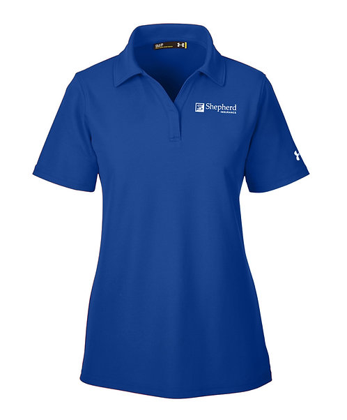 Under Armour Ladies' Performance Polo (SI-1261606)