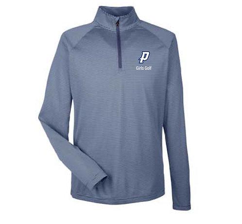 PHS Girl's Golf Men's 1/4 Zip Sweatshirt (PHS-GG-1289407)