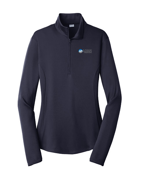 ST Ladies PosiCharge Competitor 1/4-Zip Pullover (API-LST357)