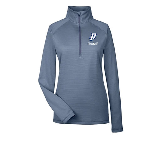 PHS Girl's Golf Women's 1/4 Zip Sweatshirt (PHS-GG-1289408)