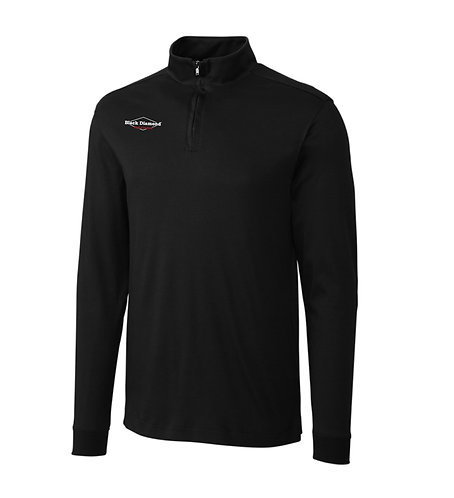 CB Men's Tall Quarter Zip Pullover (BD - BCK00973)