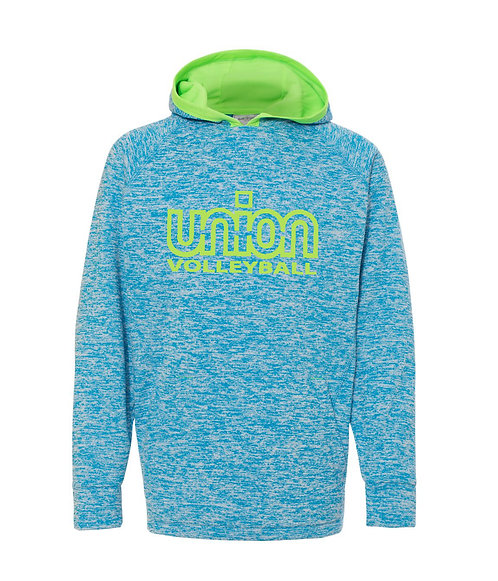 Youth Union Logo Cosmic Hoodie (UV-JA8612)