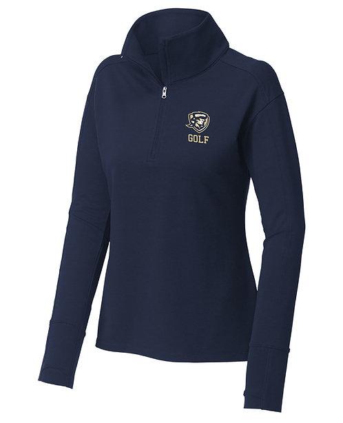 PHS Golf Women's 1/4 Zip Flex Fleece Pullover (PHS-LST561)