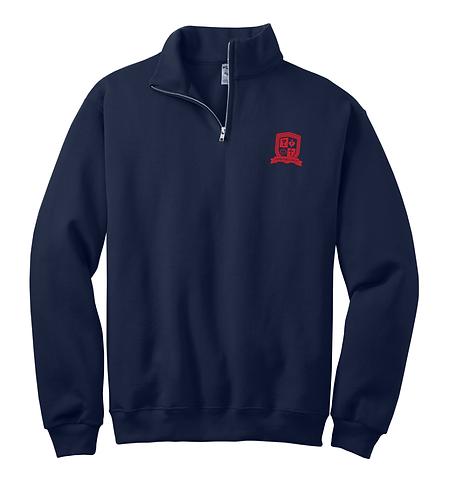 SH Adult 1/4 Zip Sweatshirt (995M)