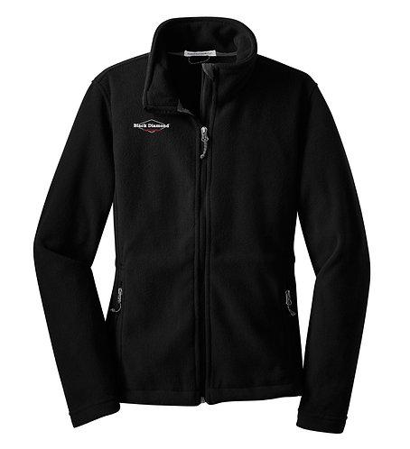 PA Ladies' Full Zip Fleece Jacket (BD - L217)