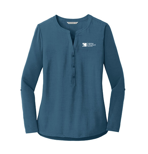 PA Ladies' Concept Henley Tunic (C-LK5432)