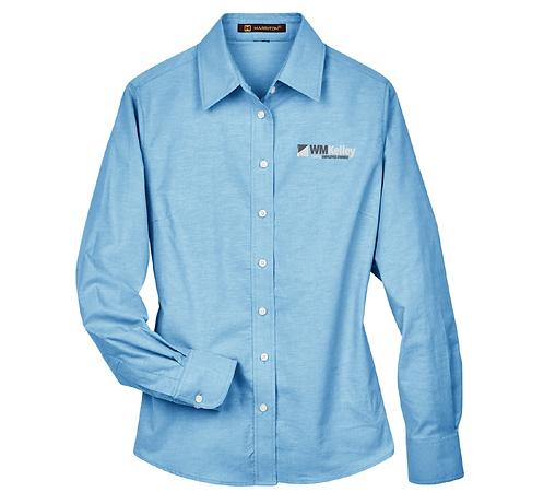 Ladies' Harrington Oxford Shirt (WMK-M600W)