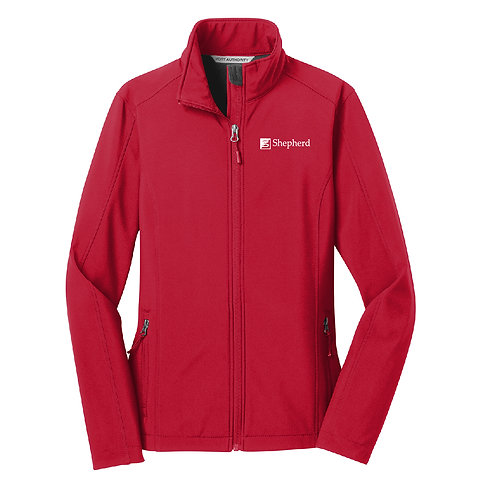 PA Ladies' Core Soft Shell Jacket (S-L317)