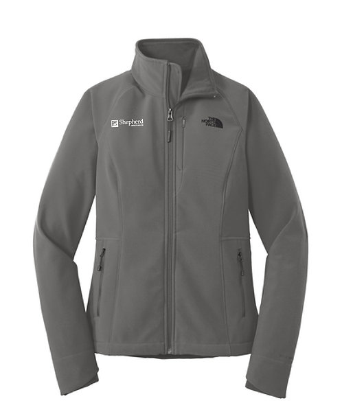 North Face Ladies' Apex Barrier Soft Shell Jacket (SI-NF0A3LGU)