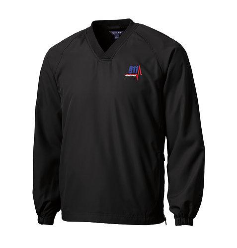 ST V-Neck Raglan Wind Shirt (CC911-JST72-E)